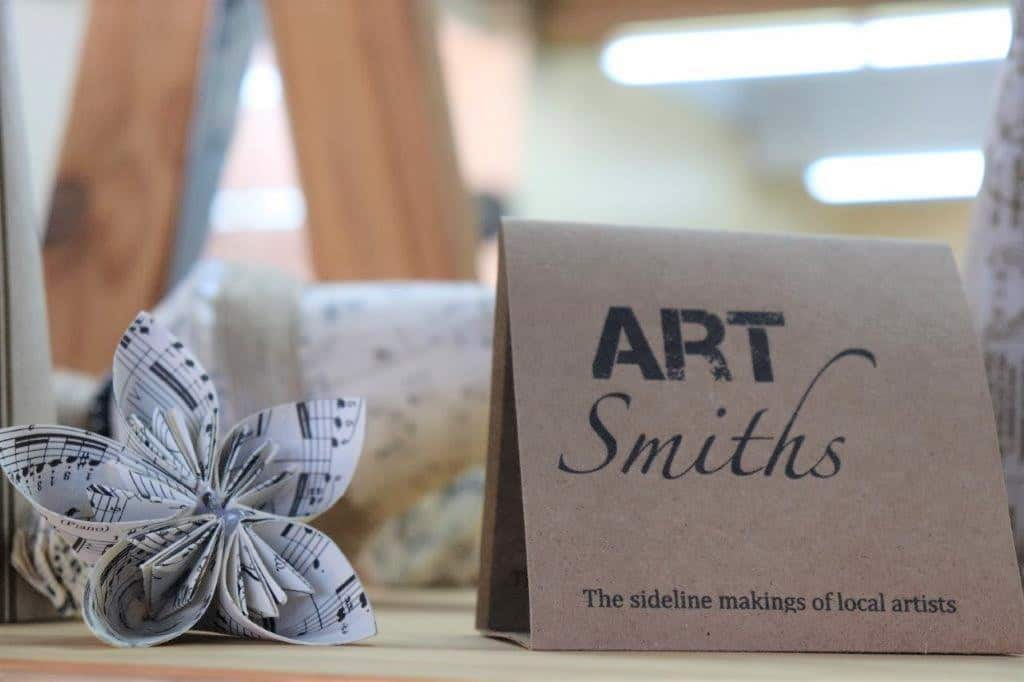 Art Smiths at ArtTime, Ipswich